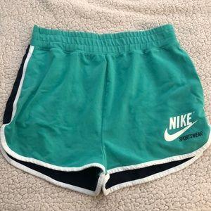 Nike Sportswear High Waisted Shorts